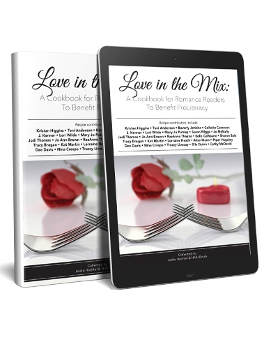 Love in the Mix: A Cookbook for Romance Readers to Benefit ProLiteracy